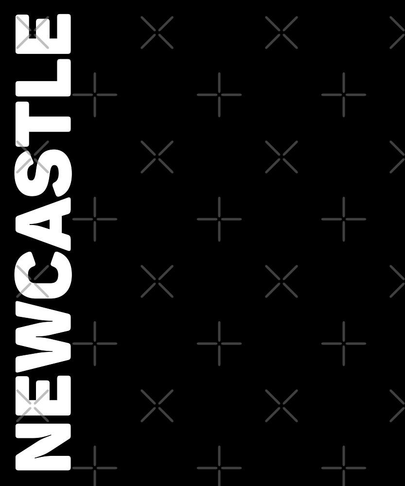 Newcastle by designkitsch