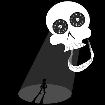 Skull Time by Animator-Tana11