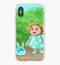 Smaller than me iPhone Case