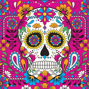 Sugar Skull by Bethany-Bailey