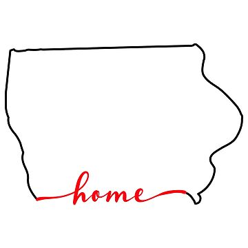 Home Sweet Home - Iowa by indicap