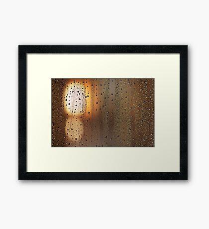 Furukawa Onsen Framed Print