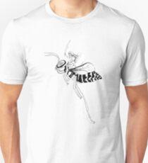 Wasp Warrior Unisex T-Shirt