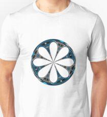 Singularity - Blue Unisex T-Shirt