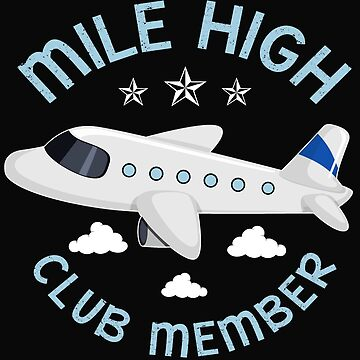 Mile High Club Member Sex In An Airplane Gift by dtino