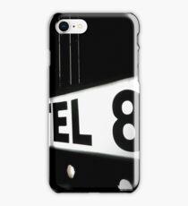 Motel 8 iPhone Case/Skin