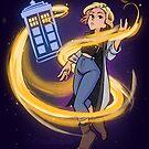 13th Doctor by djsadbean
