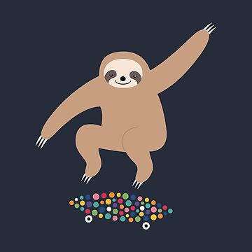 Sloth Gravity by AndyWestface