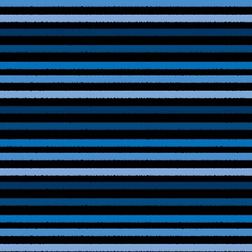 Blue stripes on black by wordznart