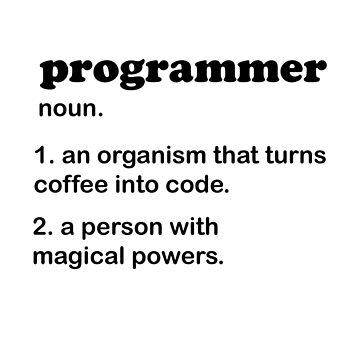 Programmer meaning by Seemushk