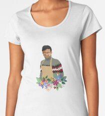 Rahul - der große britische Backen - GBBO Premium Rundhals-Shirt