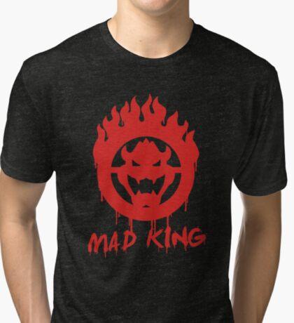 Mad King Tri-blend T-Shirt