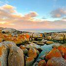 Sunset Rocks by ReggieRover