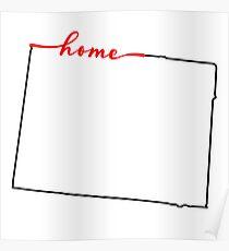 Home Sweet Home - Colorado Poster