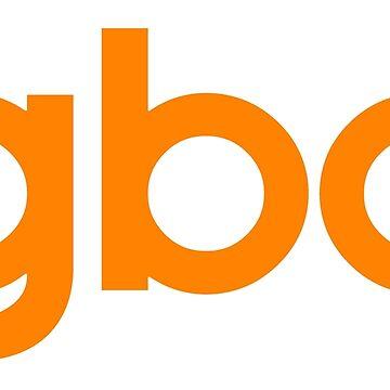 GBO Go Big Orange by Craftvolphan