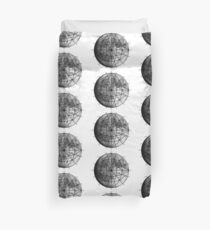 Moonscape Duvet Cover