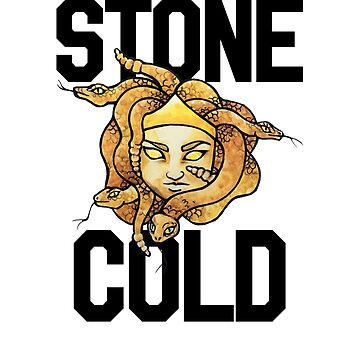 Stone Cold Medusa by Boogiemonst