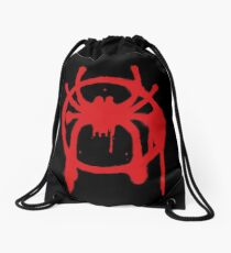 Into the Spider-Verse Drawstring Bag