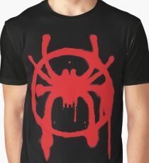 Into the Spider-Verse Graphic T-Shirt