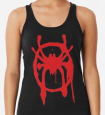 Into the Spider-Verse Racerback Tank Top