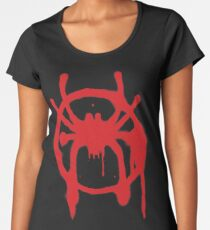 Into the Spider-Verse Women's Premium T-Shirt
