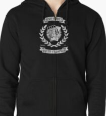 High Stakes Gwent Champion Zipped Hoodie