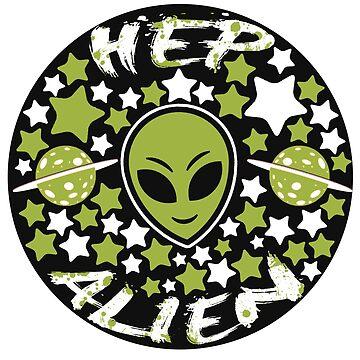 Hep Alien by kcgfx