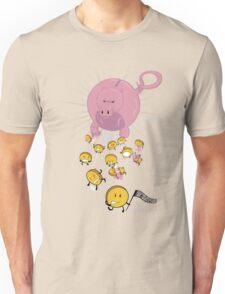 Piggy Bankzilla - Curb Your Coin Compulsion T-Shirt