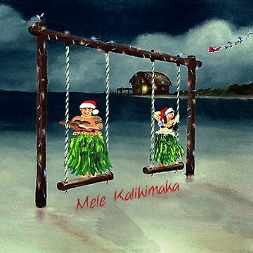 SWINGING CHRISTMAS by kjgordon