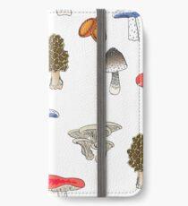 Mushroom Mania iPhone Wallet/Case/Skin