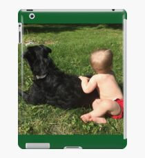 Every Child Deserves A Dog iPad Case/Skin