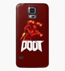 Funda/vinilo para Samsung Galaxy The Doot of Doom