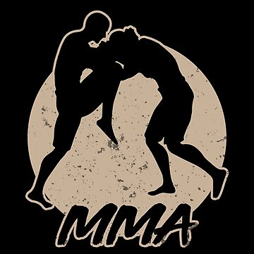 MMA Sun Master Fight Mixed Martial Arts Combat Gold by zot717