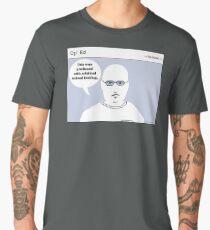 """Op"" Ed Comic strip - Animal Testing Men's Premium T-Shirt"