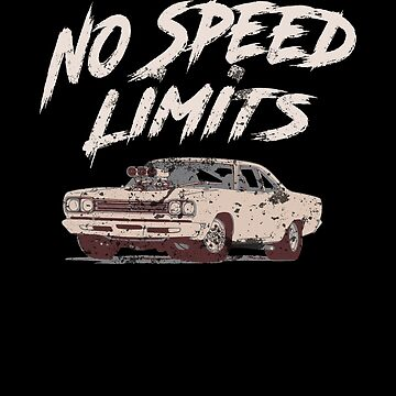 No Speed Limits Fast Tuned Engines Hot Rods by zot717