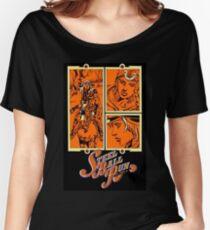 Steel Ball Run Volume 15 Cover Women's Relaxed Fit T-Shirt