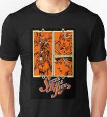 Steel Ball Run Volume 15 Cover T-Shirt