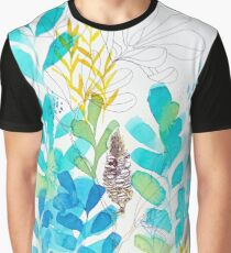 Banksia Study 1 Graphic T-Shirt