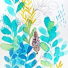 Banksia Study 1 by ClairBremner
