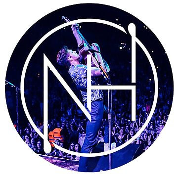 niall stage crowd logo by abries