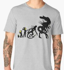 Alien Evolution Men's Premium T-Shirt