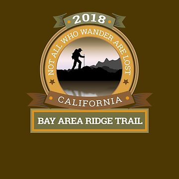 I Hiked the Bay Area Ridge Trail, California Coast for Hikers who have hike a Portion of the Bay Area Ridge Hiking Trail by manbird