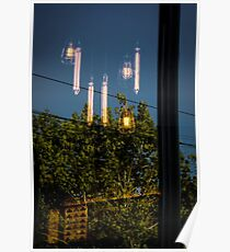Light reflection Poster