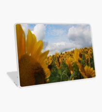 Sunflower Garden Laptop Skin