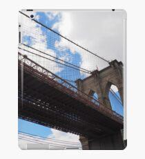 Brooklyn Bridge from DUMBO iPad Case/Skin