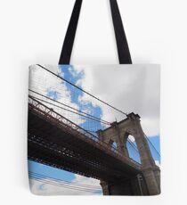 Brooklyn Bridge from DUMBO Tote Bag