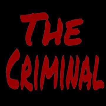 The criminal by TheBoyTeacher