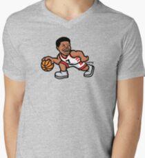 Raptor Lowry Men's V-Neck T-Shirt