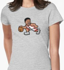 Raptor Lowry Women's Fitted T-Shirt