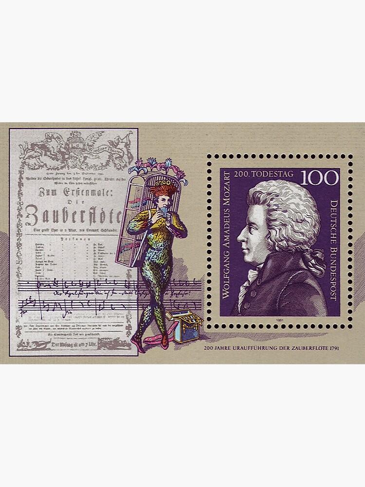Mozart,The Magic Flute by edsimoneit